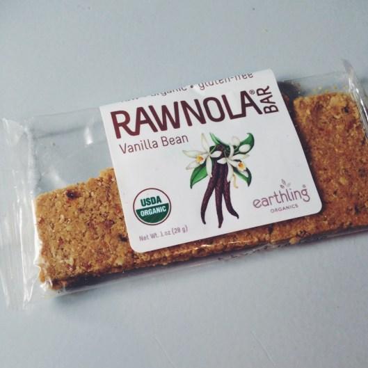 Rawnola Bar