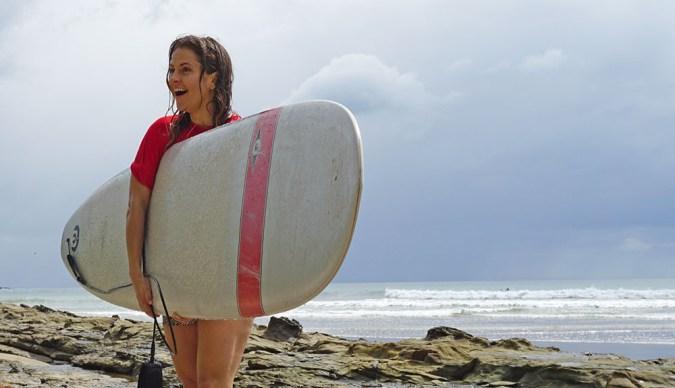 Surfing San Juan Del Sur Buena Vista Surf Club Retreat | Abbi Miller