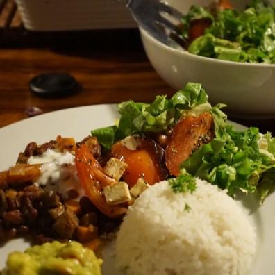 Buena Vista Surf Club Meals | Nicaragua Yoga Retreat Breakfast Criminals Abbi Miller