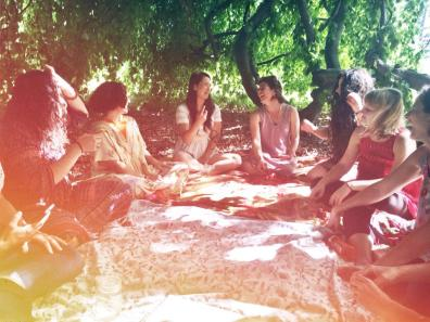 Awakened Feminine Farm Meeting