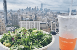 sweetgreen salad new york