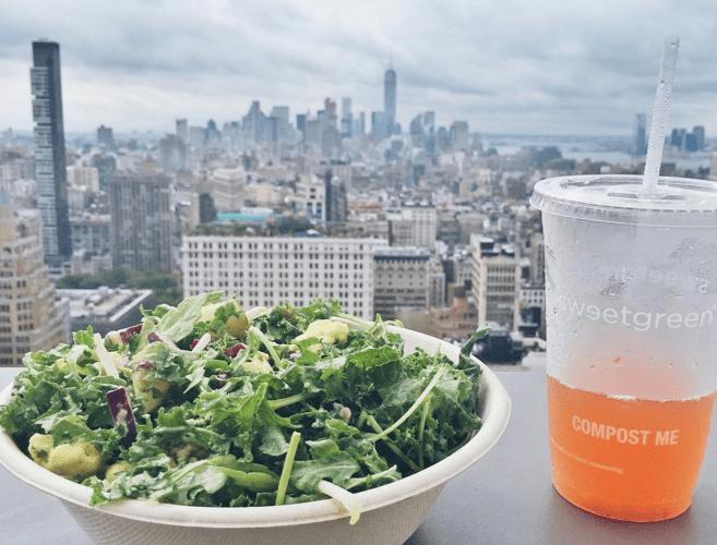 sweetgreen salad new york