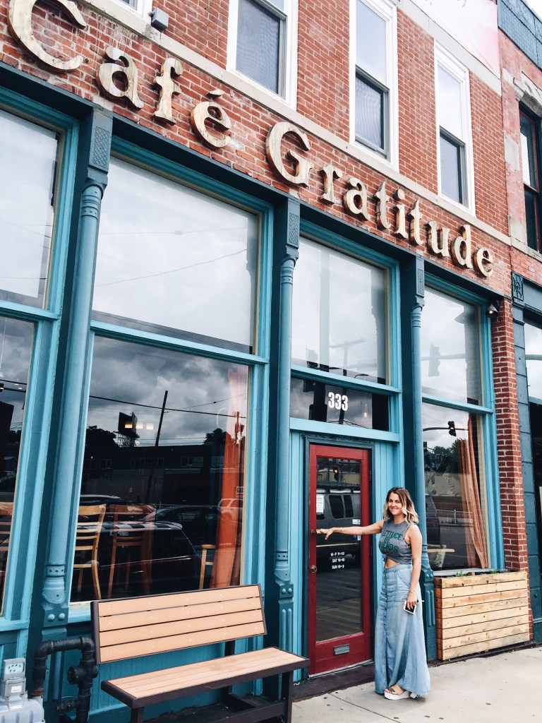 Cafe Gratitude - healthy guide to Kansas City MO