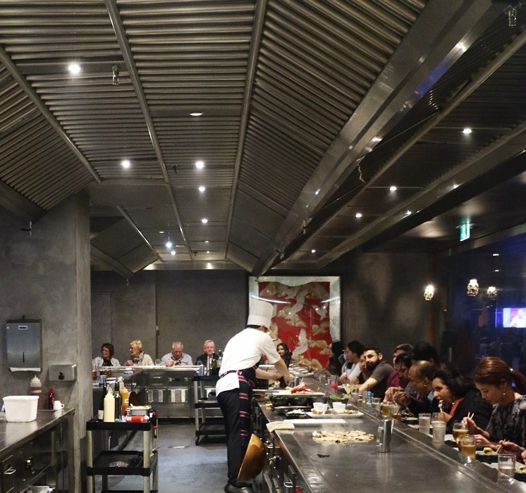Riverside Teppanyaki With OpenTable