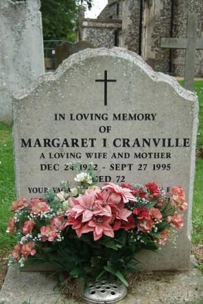 Margaret Cranville. Copyright © 2007 Gary Allman, all rights reserved.