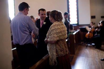 Neil, Robert and Susan