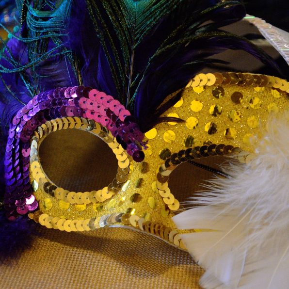Mardi Gras Mask.Copyright © 2013 Gary Allman, all rights reserved.