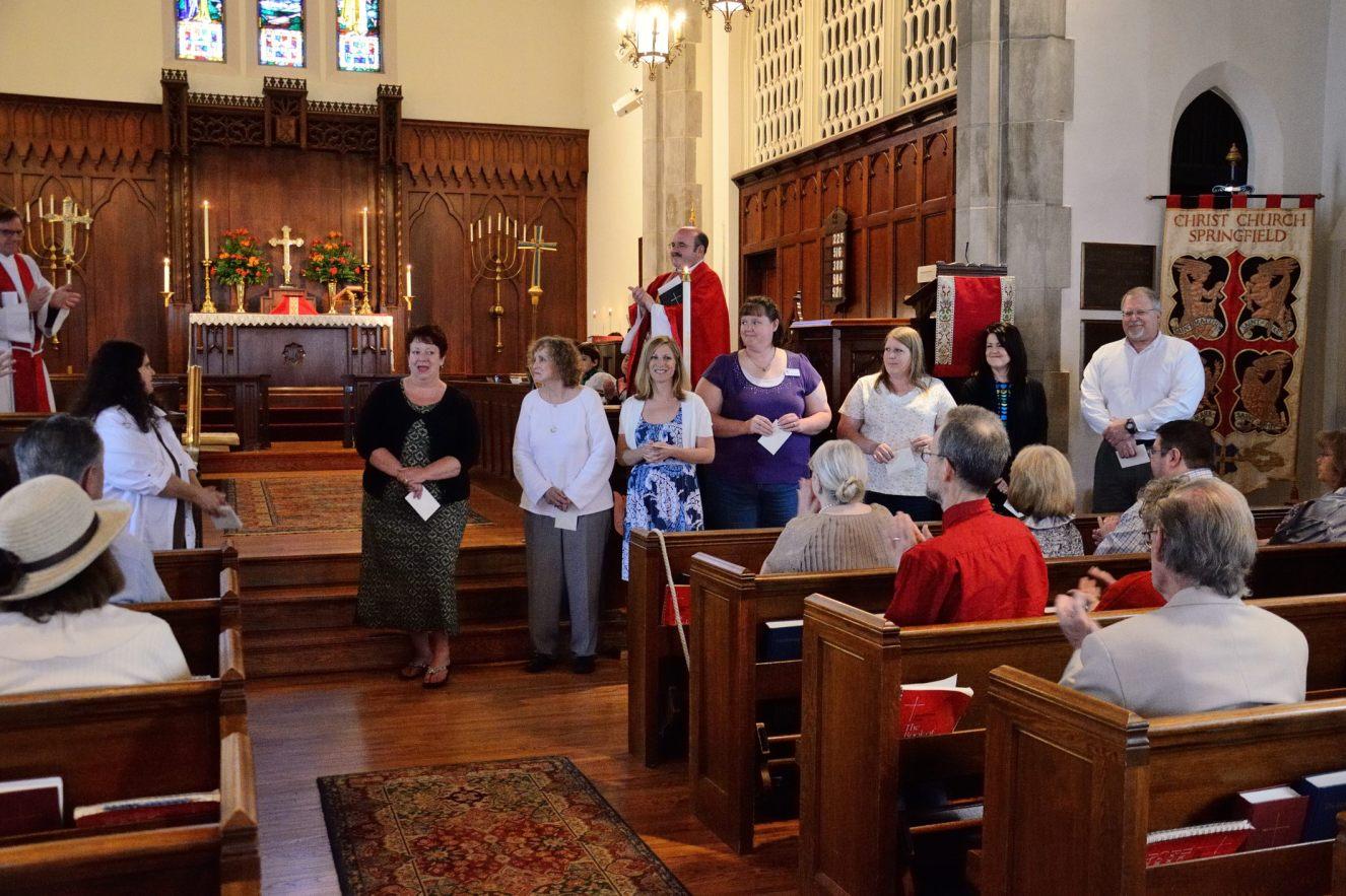 Sunday School Helpers