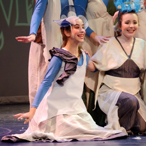 Little Mermaid After Show Pictures