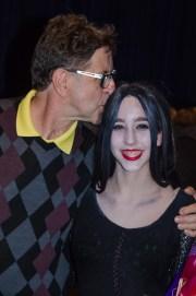 Lanie & her father