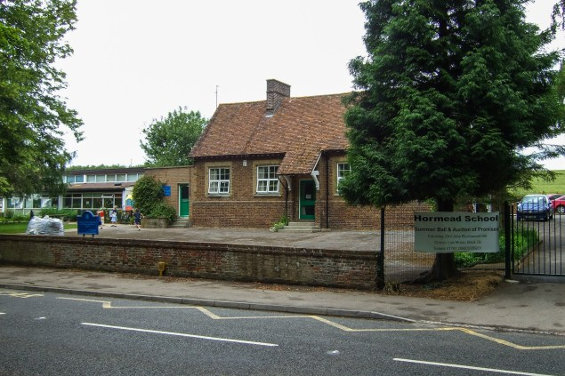 Hormead Church of England School. Copyright © 2007 Gary Allman, all rights reserved.