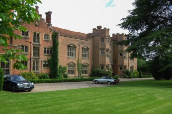 My old school, Hadham Hall, now closed and converted into an up-market housing estate.