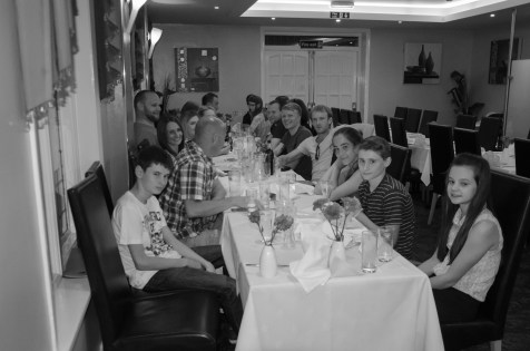 Friends & Family - An Indian Meal in Emsworth