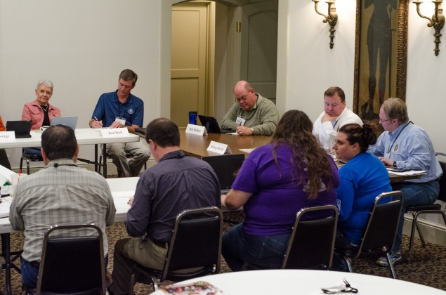 Diocesan Council Meeting