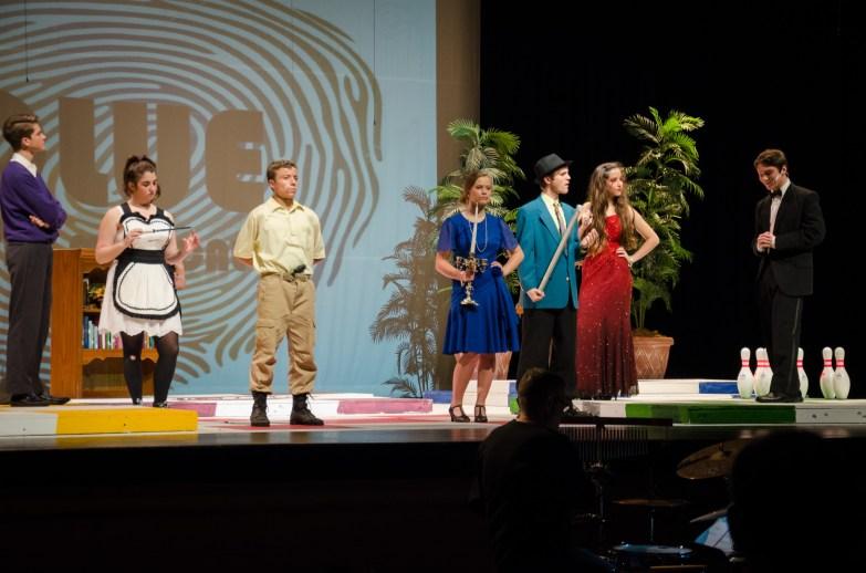 Clue: The Musical - Glendale High School
