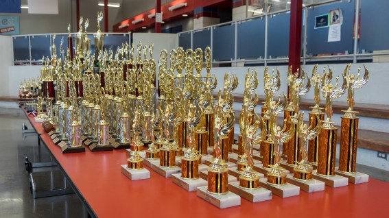 Glendale High School 2017 Speech and Debate Trophies