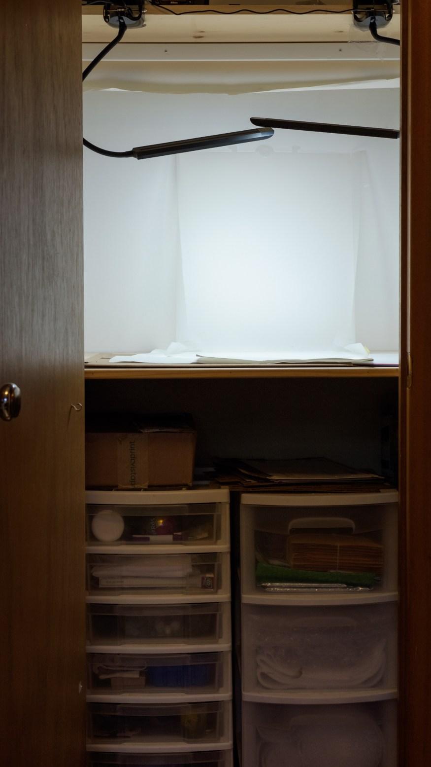 Photography Closet