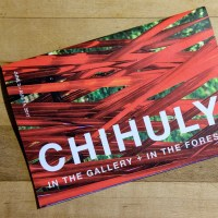Chihuly - In the Gallery + In the Forest