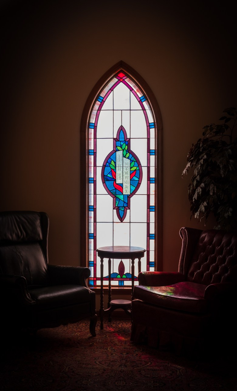 Stained Glass Window - St. Paul's Episcopal Church