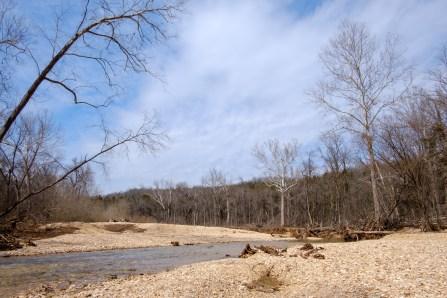 Woods Fork, Busiek. Copyright © 2018 Gary Allman, all rights reserved.