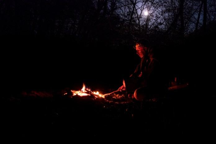 Piney Creek Wilderness - Day One