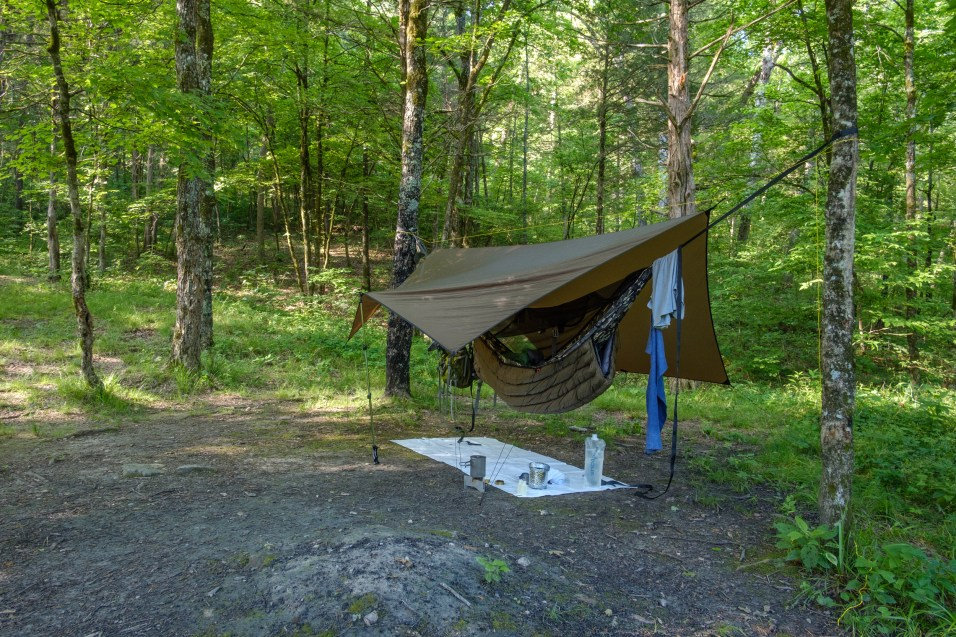 Hammock Camping. Copyright © 2018 Gary Allman, all rights reserved.