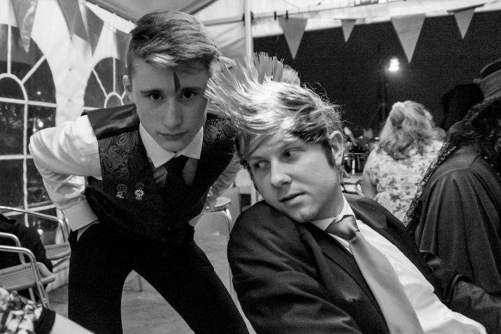 Nathaniel & Robert
