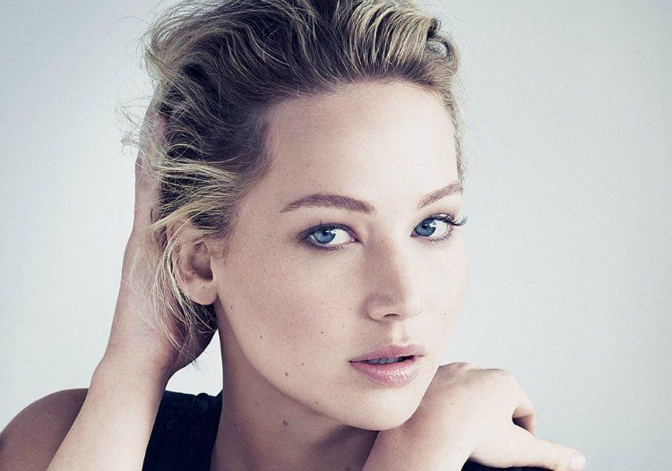 celebrity beauty secrets - jennifer lawrence