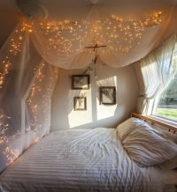 DIY Inspirations: A Canopy Bed  Breakfast With Audrey
