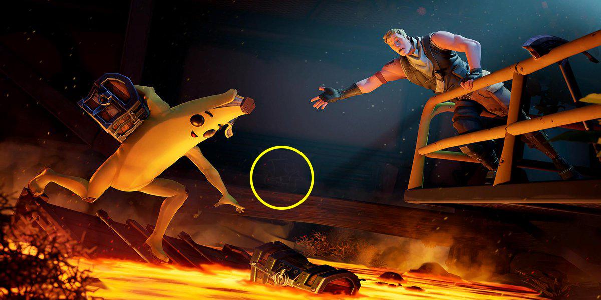 Animal Crossing Fall Wallpaper Fortnite 201 Toile Cach 233 E Semaine 9 D 233 Fi De L Exp 233 Dition