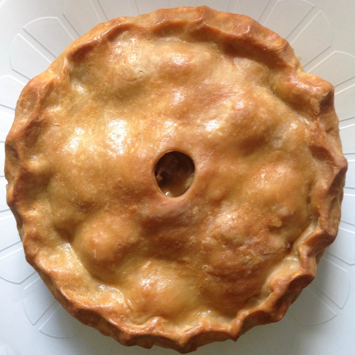 Raised Pork Pie