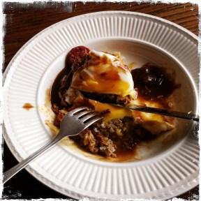 Image of Cajun Eggs Benedict