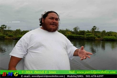 Adrian Vernon (Deceased Placencia resident)