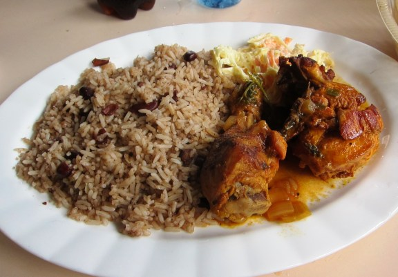 Belize Rice and Beans