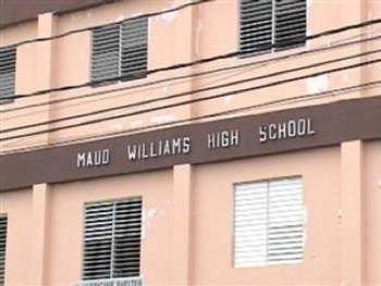 Maud Williams High School (Photo courtesy Facebook)