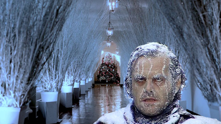 sequel to the shining to be filmed in white house over christmas holiday - Where Was White Christmas Filmed