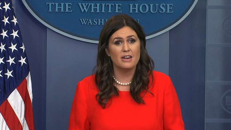 President Trump insults Virginia restaurant that booted Sarah Sanders