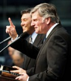 Franklin Graham in Japan