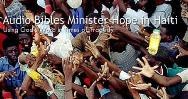 Audio Bibles for Haiti
