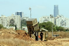 Iron Dome intercepts