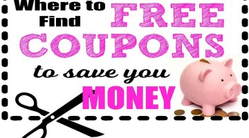 FREE Printable Coupons to Save You Money