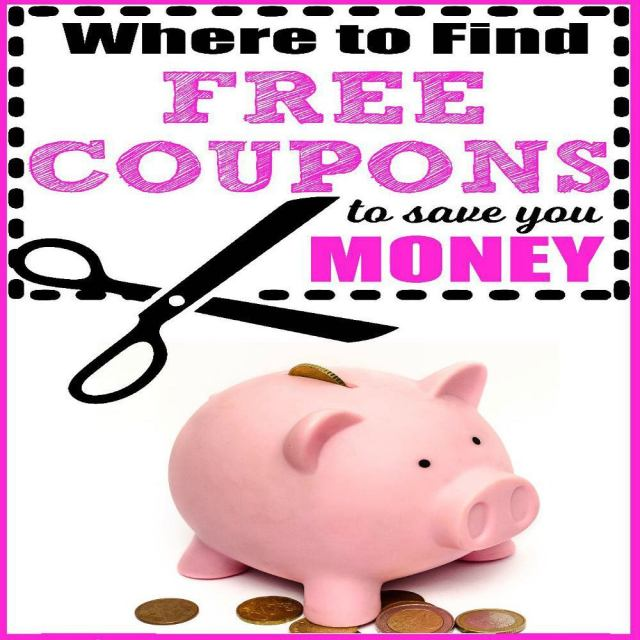 FREE Printable Coupons! Get this weeks coupons and save money!hellip