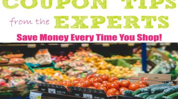 Coupon Tips From the Experts | Save Money Every Time You Shop