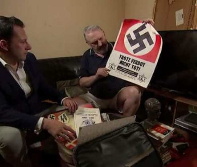 British Neo Nazi Comes Out As Gay Jewish Video