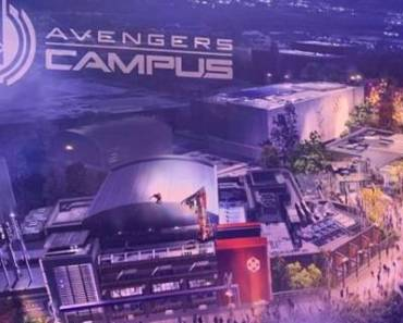 Disney's Avengers Campus Officially Opening in July