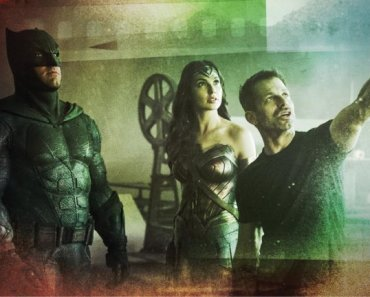Zack Snyder Pulls Back Curtain on His 'Justice League' Cut