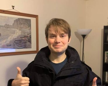 Lad wears coat gifted by nan for six months before noticing hidden message in pocket