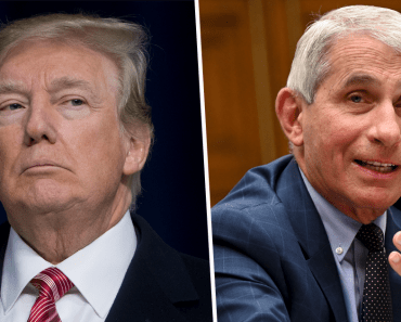 Donald Trump Calls Dr. Fauci 'an Idiot' After His '60 Minutes' Interview