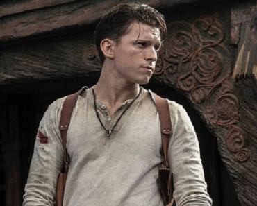 Uncharted Movie: First Official Look at Tom Holland as Nathan Drake Revealed
