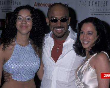 Kamala Harris Dated Montel Williams in 2001 ... Photos Resurface